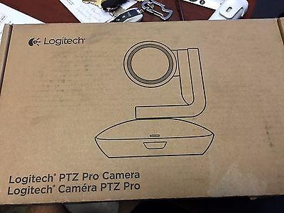 OB PTZ Pro Camera Logitech 960 001021 Freestanding and USB 2.0 25fps/ 960-001021
