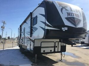 2018 XLR by Forest River 29DK5 XLR Nitro Fifth Wheels