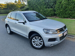 2012 Volkswagen Touareg V6 TDI - 5 year warranty Sippy Downs Maroochydore Area Preview