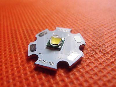 CREE 10W Single-Die XM-L Cool White LED U3-1A w/ 20mm Star Base