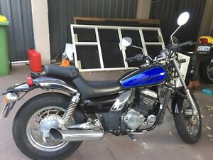 Kawasaki 250 Eliminator