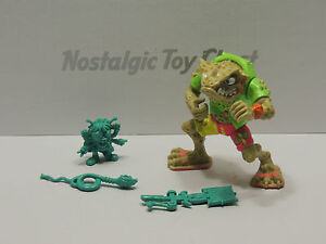 TMNT-Teenage-Mutant-Ninja-Turtles-Napoleon-Bonafrog-With-Weapons-Vintage-1990