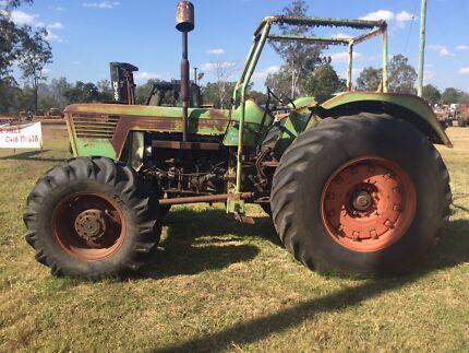 Deutz D100D 4wd Tractor