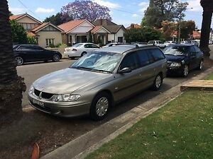 2000 Holden Commodore Wagon Cairns Cairns City Preview
