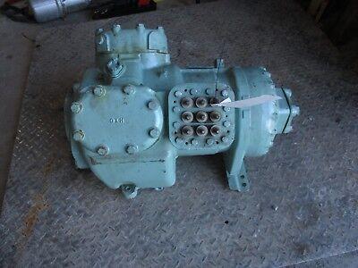 Carrier Compressor 12171034c Mod06e266360 208460v 3ph Sn7945nh2 Rebuilt
