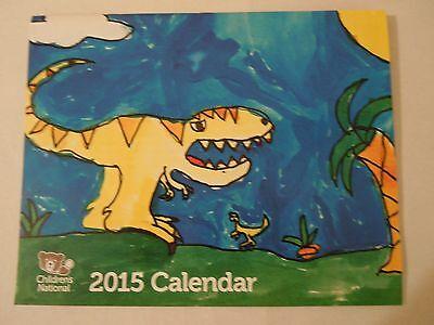 Childrens National 2015 Calendar   New