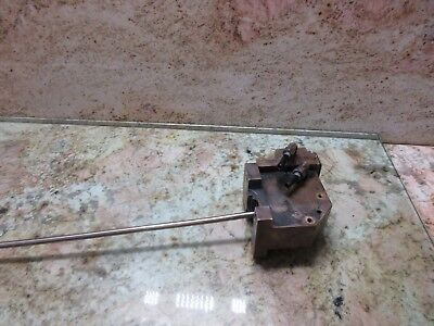 Mitsubishi Fx-1 Cnc Edm Z Axis Head Wire Thru Spindle Unit Assembly
