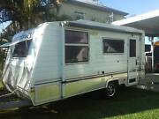 2011 Option RV  Semi-Off Road Caravan Burnett Heads Bundaberg City Preview