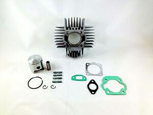 2FastMoto 70cc Big Bore Cylinder Piston Kit Tomos Sprint ST TT A55 Streetmate