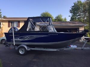 2015 Starcraft Superfisherman price reduced