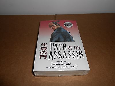 Path Of The Assassin  Vol  11 Manga Graphic Novel Book In English