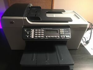 Imprimante / fax / copieur HP Officejet 5610 Tout-en-un