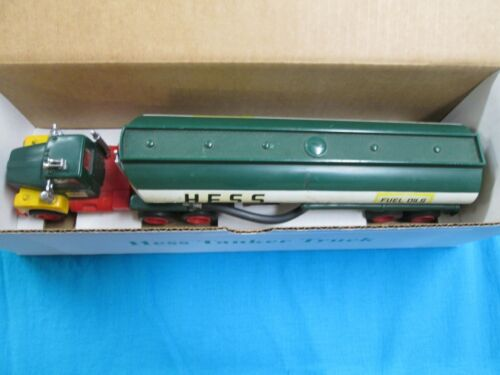 1974 Hess Truck in Reproduction Box