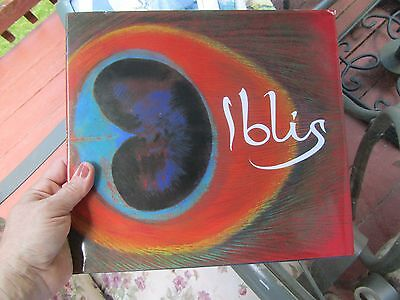 Iblis : An Islamic Tale by Shulamith Levey Oppenheim  signed - NAT