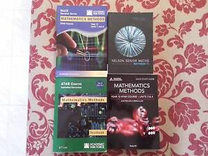 ATAR Maths Methods Textbooks Roleystone Armadale Area Preview