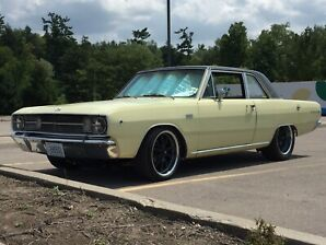 "1968 Dodge Dart ""Sports Special "" Pro Touring"