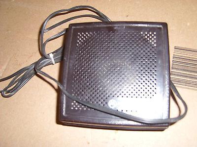Motorola Radio Hsn6001b Loud External Speaker Lot A