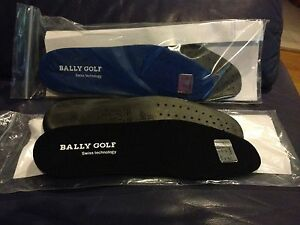 Bally Golf Shoes insole Women size 7 brand new