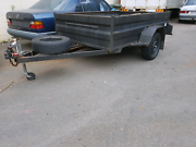 8 x 5 box trailer high sides Southport Gold Coast City Preview
