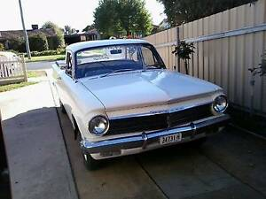 1964 EH Holden Ute Echuca Campaspe Area Preview