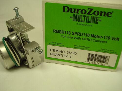 DuroZone RMSR110 Replacement Damper Motor #35142