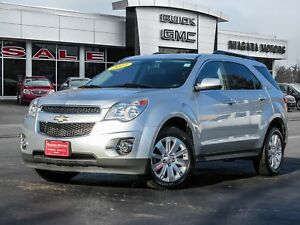 2011 Chevrolet Equinox 2LT 2WD ** ONE OWNER!!  Serviced AND Trad