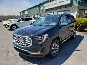 2018 GMC Terrain Denali CLEAN CARFAX/NAVIGATION/LEATHER/SUNRO...