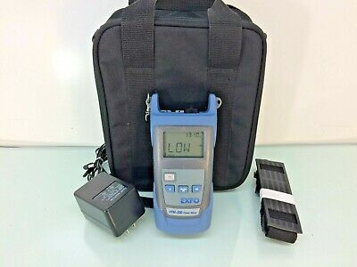 Exfo Fpm-302 Fiber Optic Power Meter - Tested