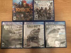PS4 Games for Cheap  along with a controller