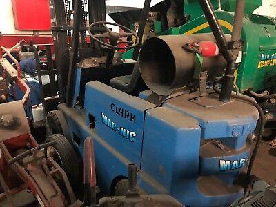 Clark Forklift Propane