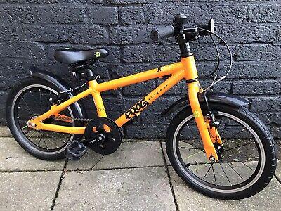 Frog 48 Boys Girls Kids Bike - Orange - Excellent Condition (now called Frog 44)