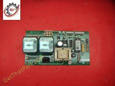 Cummins 195-9003 Strip Cut Shredder Main CPU PSU PCB Board Assembly