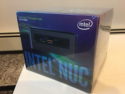 Intel NUC Mini PC Kit, i7, NUC7i7BNH - NEW/SEALED