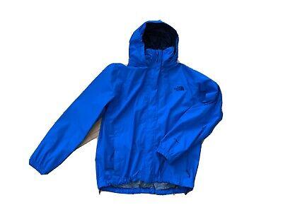 The North Face Resolve 2 Rain Jacket Blue (Medium, M)
