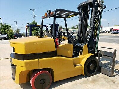 Hoist Forklift 18000lb Capacity Modelf180 Maryland