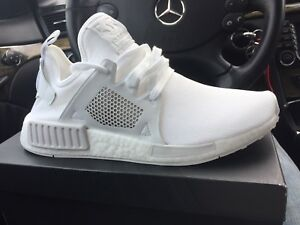 BRAND NEW - Adidas All white NMD xr1 - Mens Size 8