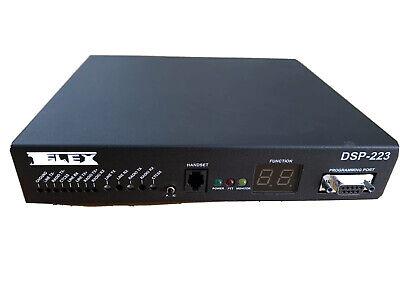 Telex Vega Tone Remote Adapter For Radio Control Dsp-223
