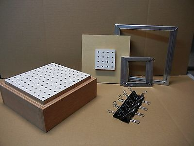 Vacuum Formerforming 2 In 1 12 X 12 And 6 X 6 Formingmachine Box.