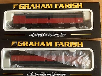 Graham Farish by Bachman. N Gauge Mk 1 Full Brake Super BG Royal Mail.