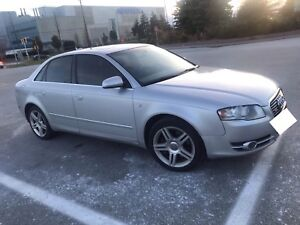 2007 Audi A4 Quattro 2.0T Awd Fully Loaded