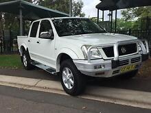 2005 Holden Rodeo Oatlands Parramatta Area Preview