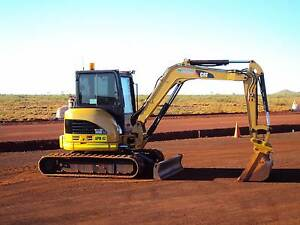 Caterpillar 5t Excavator FOR HIRE East Geelong Geelong City Preview
