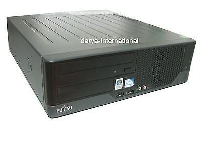 Fujitsu Siemens Esprimo E5730 Dual Core E5200 @ 2 x 2,50 Ghz 4GB RAM oh. HDD ##