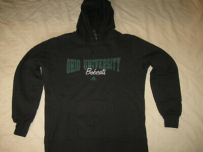 Ohio University Bobcats Hoodie Sweatshirt Large Women's Ladies Youth? OU -