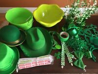 St Patrick's Day items