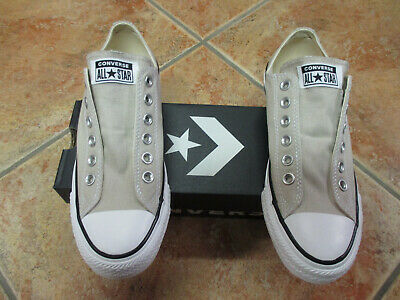 Converse Chucks All Star CTAS Slip On 164302C Papyrus Beige Damen Herren Sneaker Converse Sneakers Slip
