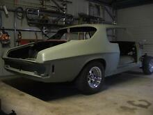 Holden HQ GTS Monaro Unfinished Project Expressions of Interest Sunshine Coast Region Preview
