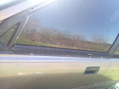 - 88-91 Honda Civic WAGON Door Window seal OEM Driver Front FL Exterior Trim