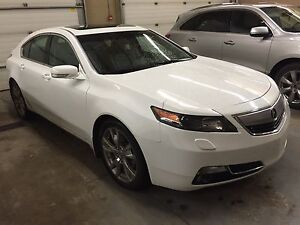 2012 Acura TL SH-AWD local accident free