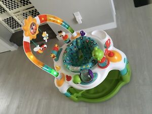 2 in 1 baby gym and saucer